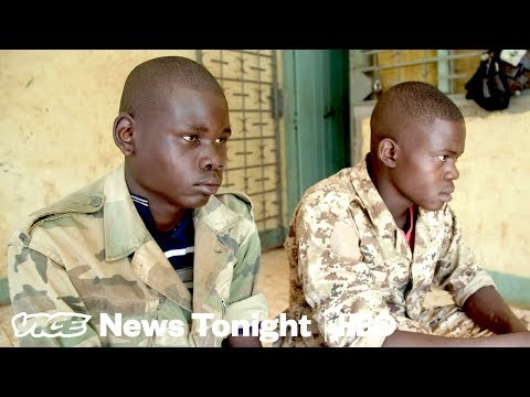 Children Are Being Kidnapped To Fight In The Central African Republic's Brutal War HBO