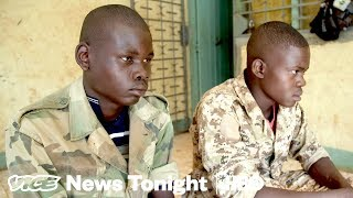 Children Are Being Kidnapped To Fight In The Central African Republic's Brutal War (HBO)