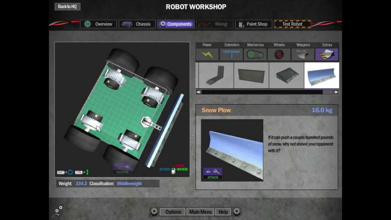 Play Bot Arena 3 a free online game on Kongregate