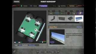 Robot Arena 2 Tutorial : Building your first Robot