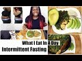 Intermittent Fasting Meal Plan For Weight Loss Recipes What I Eat In A Day Lunch