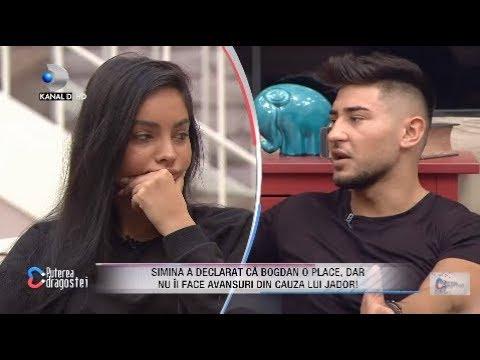 Puterea dragostei(17.06.2019)-Bogdan o place pe Simina, dar nu ii face avansuri din cauza lui Jador?