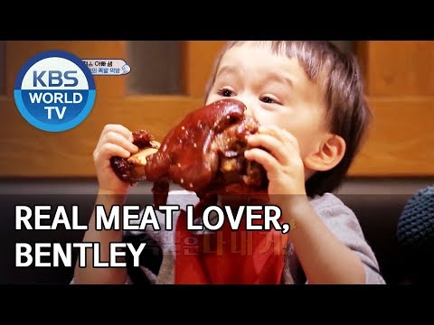 Real meat lover, Bentley [The Return of Superman/2020.01.26]