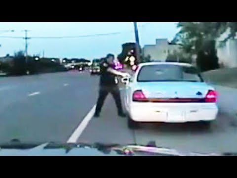 Philando Castile Dash Cam Footage Released (VIDEO)