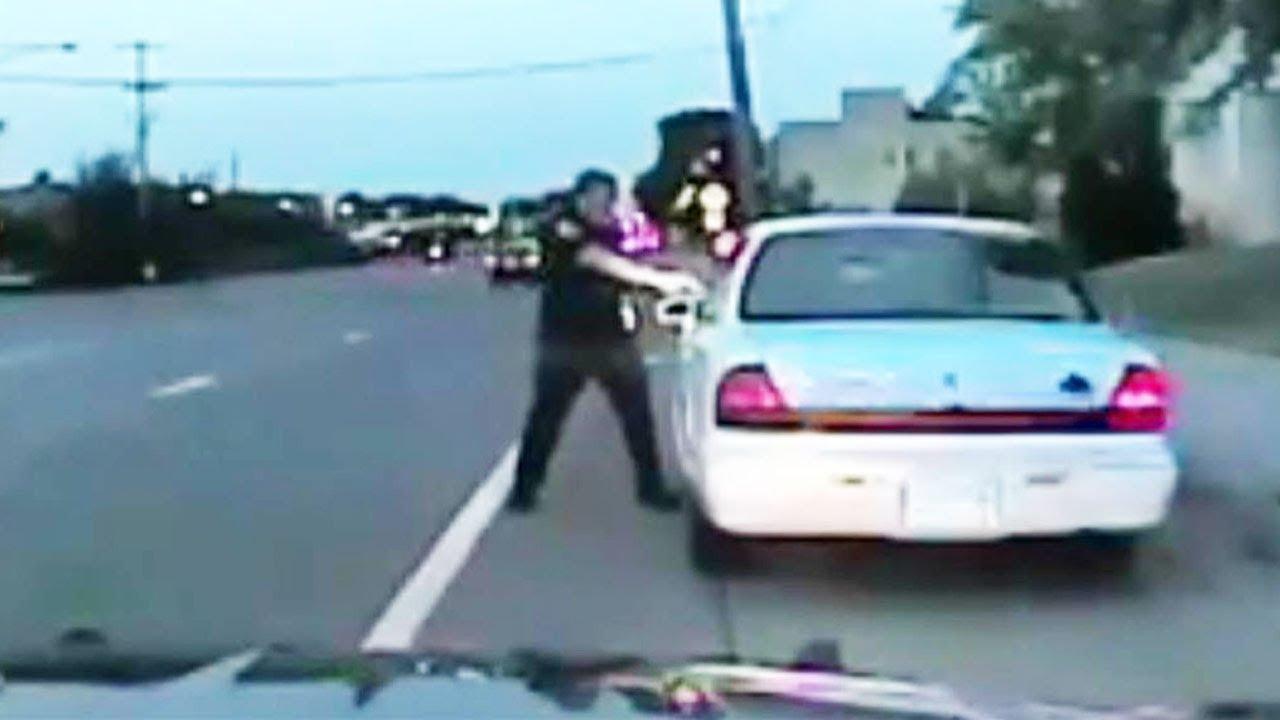 Philando Castile death: Police footage released