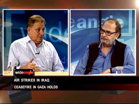 #WideAngle on 'Air strikes in Iraq' with Saeed Naqvi