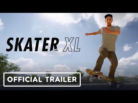 Skater XL - Official Launch Trailer