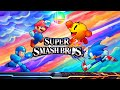 Let's Draw Mario, Sonic, Mega Man, and Pac-Man!  Super Smash Bros Speed Paint!  SeeBonnyDraw #29