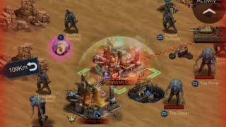 Last empire war Z : Desert War : Warrior Defense : Zombie attacks😁 screenshot 4