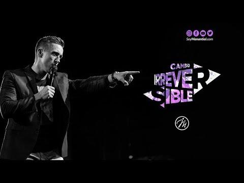 Congreso Internacional Cambio Irreversible  Evangelista Nathan Morris  29 de Junio 2018