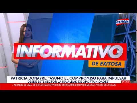 Exitosa llegó a Piura para conocer el caso de Jazmín, quien sufre de prolapso rectal from YouTube · Duration:  3 minutes 22 seconds