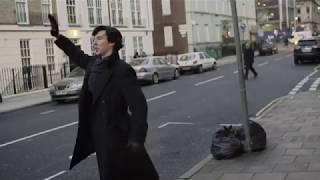 Шерлок 1 сезон 1 серия дедукция в такси