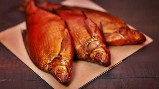 Рыба Горячего Копчения/Рецепт/Вкусно и Просто,минимум затрат...