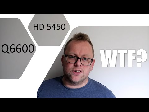 Gaming On A Radeon HD5450 In 2020