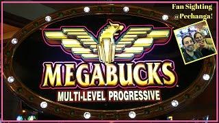 MegaBucks - Search for the Millions ✦ LIVE PLAY ✦ #Pechanga & #Harrahs Casino