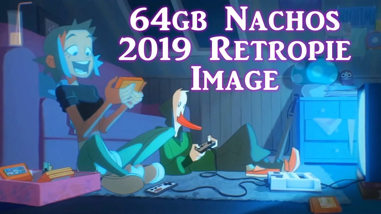 Nachos New Retropie 2019 Image Huge Collections of Retro Games