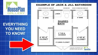 What is a Jack and Jill Bathroom?  Everything You Need to Know...