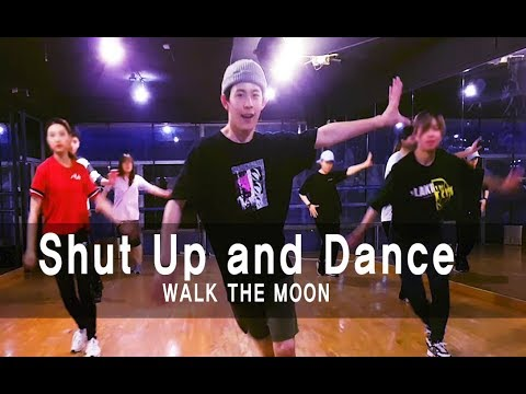 WALK THE MOON - Shut Up and Dance / BasicDance Choreography (Beginner) 홍대댄스학원