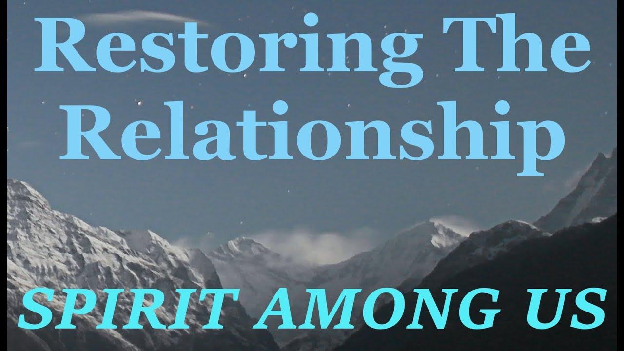 THE RESTORATION OF BROKEN RELATIONSHIP - [FULL SERMON ... |Restoration Of Relationship