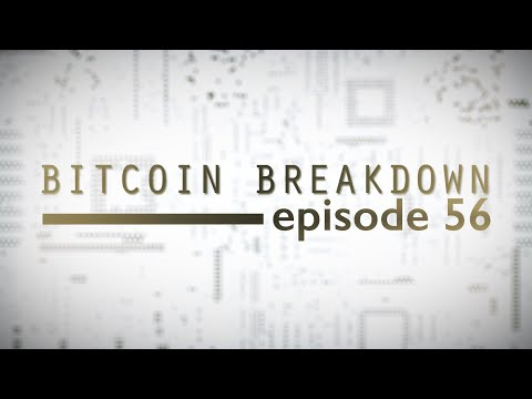 Cryptocurrency Alliance Bitcoin Breakdown Episode 56 | Bitcoin Price Declines Toward $6250 | GAP