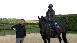 Start leg-yield with your horse | Tips from Sam Griffiths Your Horse Magazine