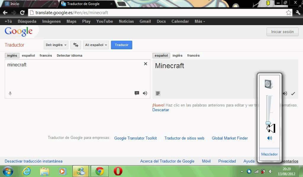 averiguando el significado de minecraft en el google