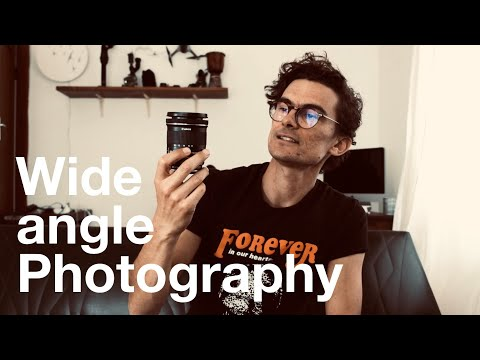 This video has the best intro (wide angle photo tutorial) #photography thumbnail