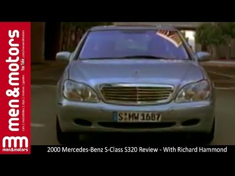 2000 Mercedes-Benz S-Class S320 Review - With Richard Hammond