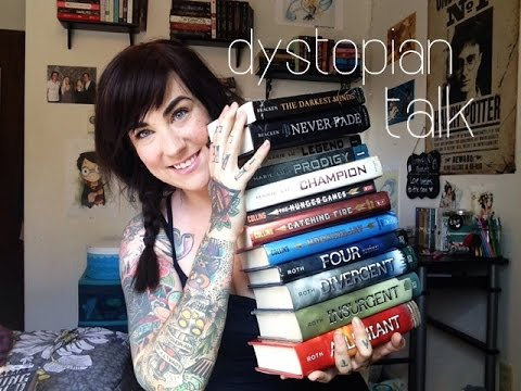 Dystopian Talk Young Adult Youtube
