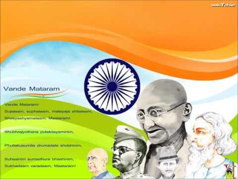 Desham Manade Tejam Manade Jai Vandemataram PROUD TO BE AN INDIAN