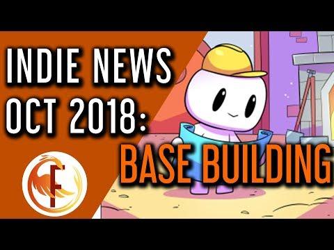 Best Upcoming Base Building and Survival Indie Games - Indie Game News October