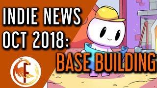 Best Upcoming Base Building and Survival Indie Games - Indie Game News October 2018