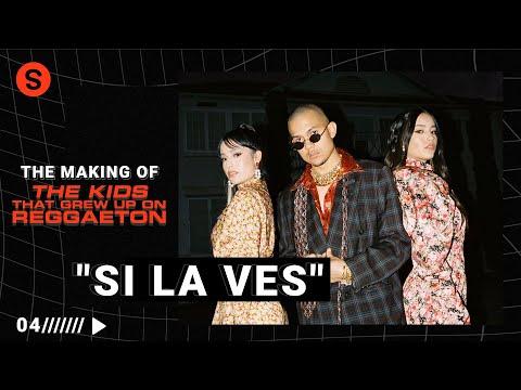 """The making of """"SI LA VES"""" con Tainy: un track de su EP 'The Kids that Grew Up on Reggaeton'"""