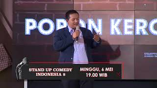 STAND UP COMEDY INDONESIA MISSION SHOW MABES POLRI KOMPAS TV MINGGU 06 MEI 2019
