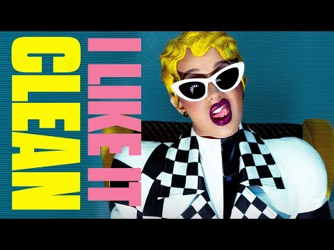 Cardi B, Bad Bunny & J Balvin - I Like It (Clean / Radio Edit)