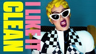 Cardi B, Bad Bunny & J Balvin - I Like It (Clean / Radio Edit)
