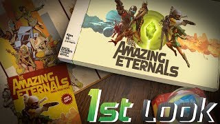 The Amazing Eternals - First Look