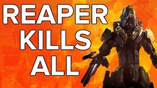 Black Ops 3 In Depth: Reaper Specialist (Footsteps, Scythe, & Psychosis)