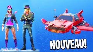 "NEW SKINS ""SCNE SCENCE"" - ""STAR OF SYNTHES"" (New Garage Band Skins)! Fortnite Battle Royale"