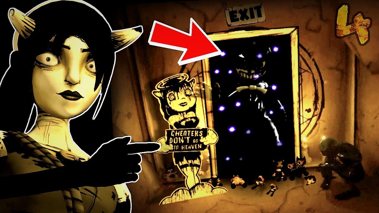HACKING BENDY CHAPTER 4 | Bendy and The Ink Machine ...