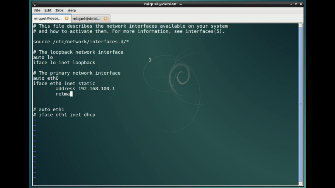 Install LDAP Server in Linux Debian System