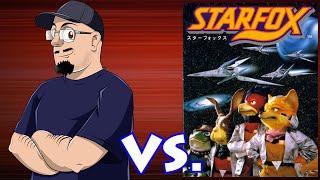Johnny vs. Star Fox 1 & 2