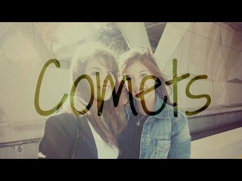 Cocoon- COMETS - COVER de Eline et Océane (paroles et accords)