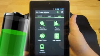 Battery Management Tips - Android Jelly Bean 4.3