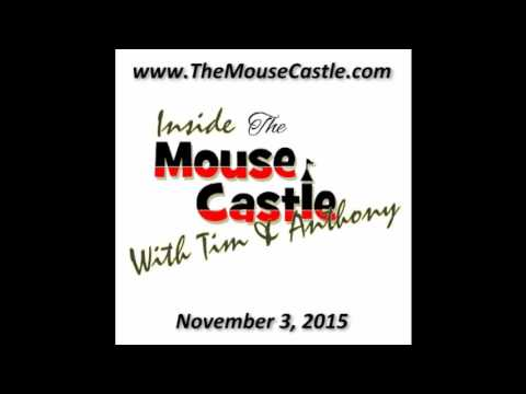 ITMC 11-03-2015 - Harrison Ford, 'Zootopia,' and Scarlett Johansson on the Tower of Terror