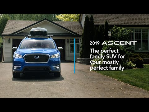 the-2019-subaru-ascent-|-the-perfect-family-suv-for-your-mostly-perfect-family