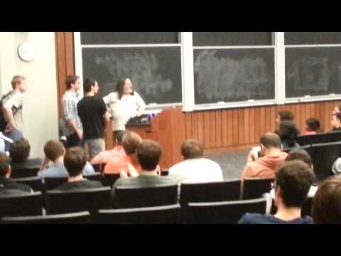 Richard Stallman Champaign Urbana Speech Questions:   DRM and Proprietary Software Spying on You