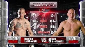 Free Fight: Damian Janikowski vs. Antoni Chmielewski