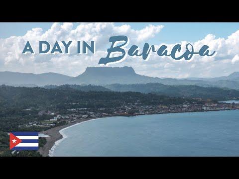 A Day in Baracoa, Cuba
