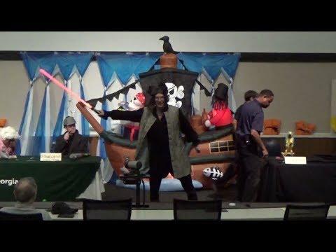 2018 MCG Raft Debate
